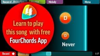 Easy Guitar Lesson -- Incomplete - Backstreet Boys - Tutorial with chords + Lyrics