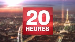 France 2 - Générique 20 Heures (Fictif)