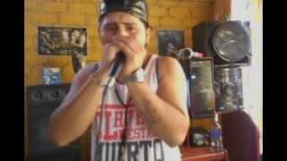TODO A TERMINADO en vivo ( VIDEO MAKING OFF ) - PIERRE MC - DOBLE A REC  2015