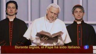 Un Papa Americano - We No Speak Americano  José Mota