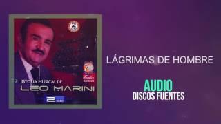 Lagrimas de hombre - Leo Marini / Discos Fuentes
