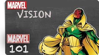 Marvel 101 - Vision | NEU auf Marvel HQ Deutschland