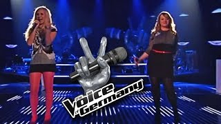 Shut Up And Drive – Jasmin Graf vs. Monique Wragg | The Voice | The Battles Cover