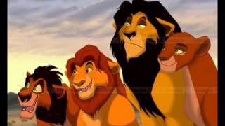 Ahadi e Uru Os Pais de Mufasa e Scar