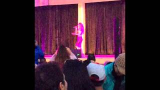 "Jessica Sanchez at Balboa Park - ""Nobody Love"" LIVE"
