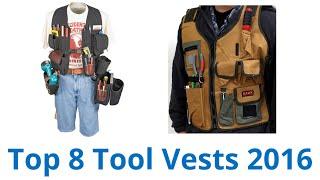 8 Best Tool Vests 2016