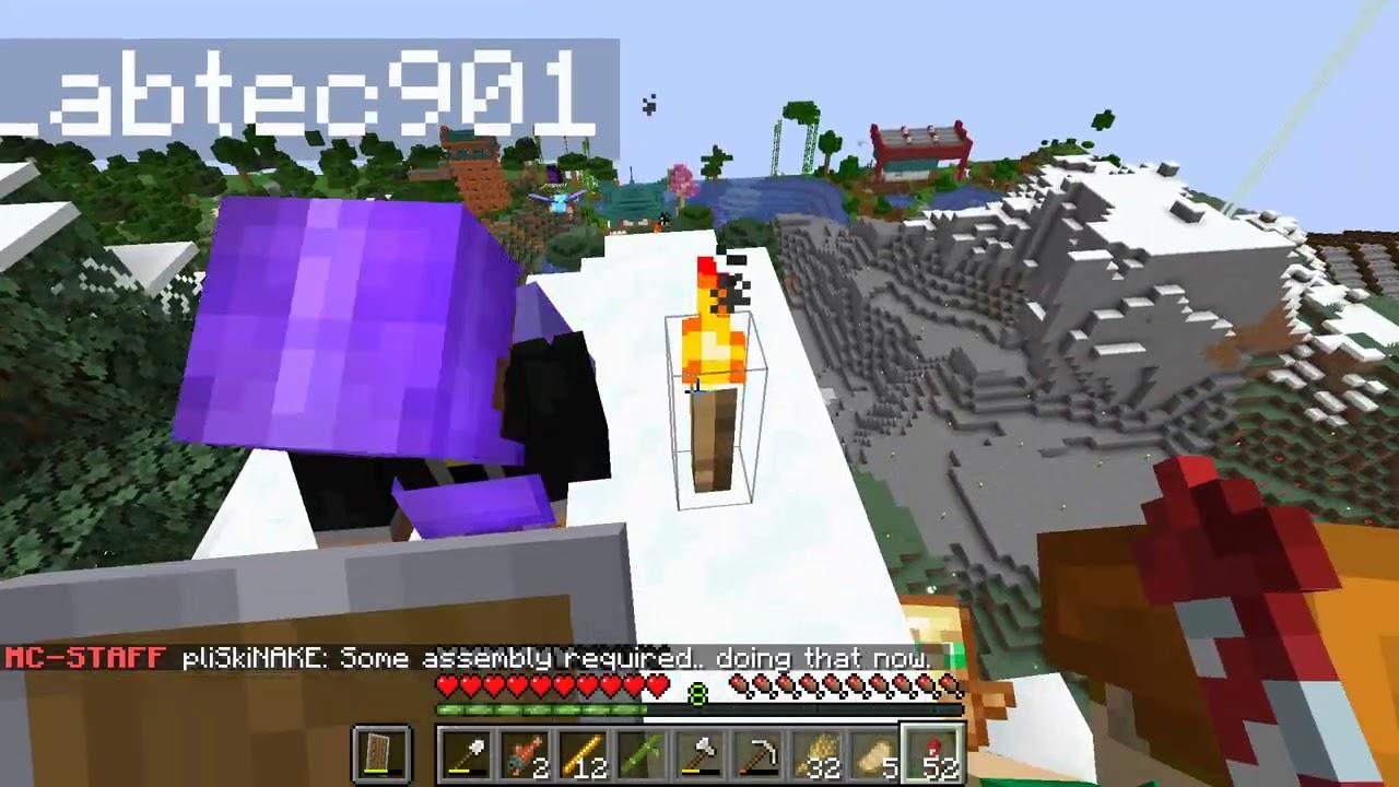 JSano19 - Minecraft - MindCrack Vanilla (GUANO) - Season 8 - Ep. 47 -