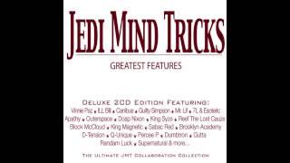 """Jedi Mind Tricks (Vinnie Paz + Stoupe)  - """"The Omen"""" (feat. Block McCloud) [Official Audio]"""