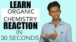 SUPER TRICK TO LEARN ORGANIC CHEMISTRY REACTIONS | WILLIAMSON SYNTHESIS width=
