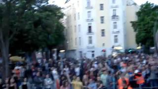 Cherry & JayKosy @ Wicked Tunes Truck / Karneval der Kulturen 2010 -  the End