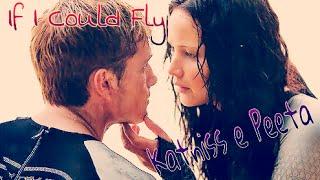 If I Could Fly - One Direction (Legendado - Cover) // Peeta e Katniss