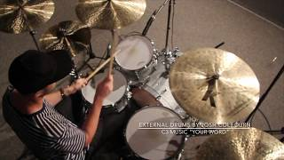 YOUR WORD / C3 CHURCH / DRUM COVER