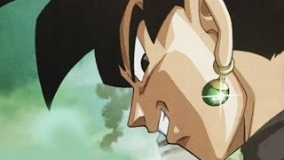 Dragon Ball Super [AMV] Goku vs. Vegeta Copy | Ark