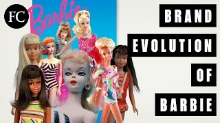 Brand Evolution @Barbie