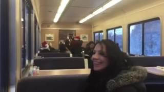 Alaska Railroad Christmas Party