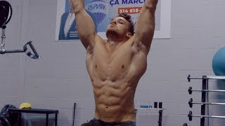 Training Motivation   Marc Fitt Back & Biceps Workout