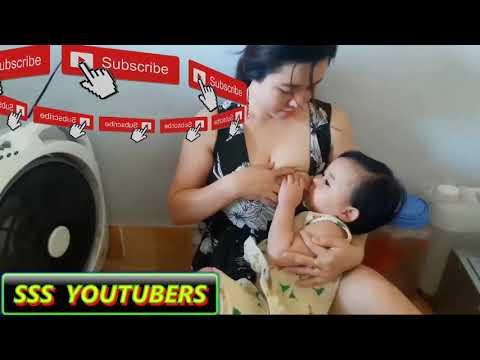 Download Video Viral Ibu Cantik Lagi Menyusui😋