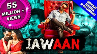 Jawaan (2018) New Released Hindi Dubbed Full Movie | Sai Dharam Tej, Mehreen Pirzada, Prasanna width=