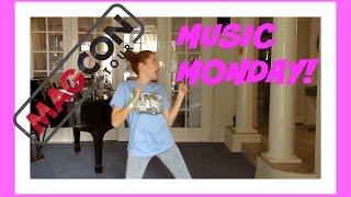 MUSIC MONDAY MAGCON MEMORIES - Cop That