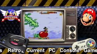 New Video Intro   Classic Retro Game Room