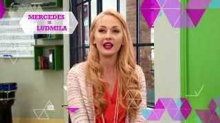 Disney Channel España | Los personajes de Violetta -  Mercedes vs Ludmila