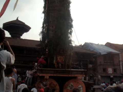 パタンの祭り-2 ラトマチェンドラナート ネパール | Patan, Nepa