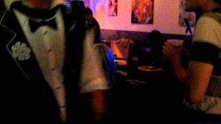 Fluxmonkey/Bbob Drake & Nate Scheible duo @ Bela Dubby, Lakewood OH, 9 July 2011