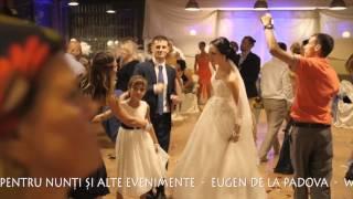 """Distractie nunti Italia - Eugen de la Padova """"Ambra Music Band"""" muzica rusa"""