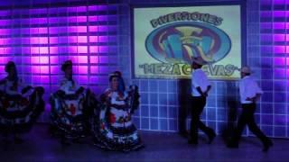 1er. Concurso de baile FUSION DANCE EL DEBATE 2014