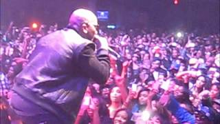 JEEZY STANDING O + BOTTOM OF THE MAP HUSTLERZ AMBITION @FILLMORESS DC