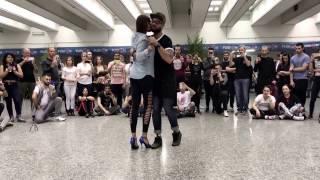 Archie  & Sizzle ft. Daddy Killa  - Na Minha Cabeca / choreo by Albir  & Anja