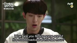 Cinderella And Four Knights - Preview Episode 13