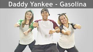 Daddy Yankee - Gasolina Prof. Brown ( Zumba)