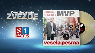 Bane Lalić & MVP - Vesela Pesma [ Official video 4k ] Zvezde pevaju Zvezde 2015