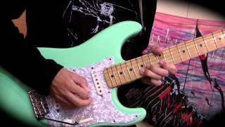 Pink Floyd - Comfortably Numb [FIRST SOLO Cover - New Version]