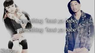 "Cymphonique ft. Jacob Latimore - ""Something"" Lyrics"