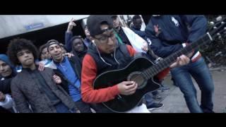 BLACK INDUSTRIE I Trap favelas Feat LAMENACE (Clip Officiel)