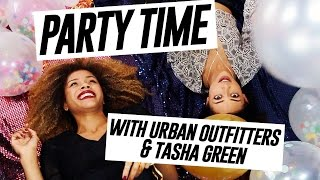 PARTY TIME WITH TASHA GREEN & URBAN OUTFITTERS | itslinamar