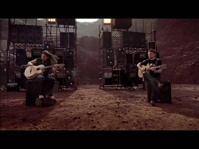 Videoclip oficial de la canción Hanuman de Rodrigo y Gabriela