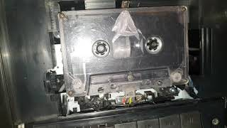 Funny Cassette Tape Sound's like Broken Vinyl DJ