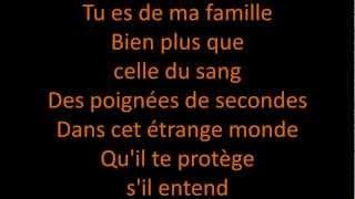 Génération Goldman - Famille [Official Lyrics Video]