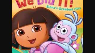 Cleanup song Dora! :)