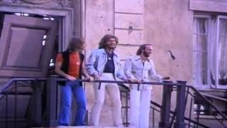 Musicless Musicvideo / BEE GEES - Stayin' Alive