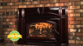 Quadra-Fire® Voyageur Grand Wood Insert Video