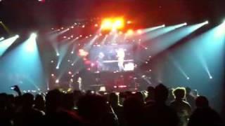Fotografia en vivo - Juanes y Nelly Furtado