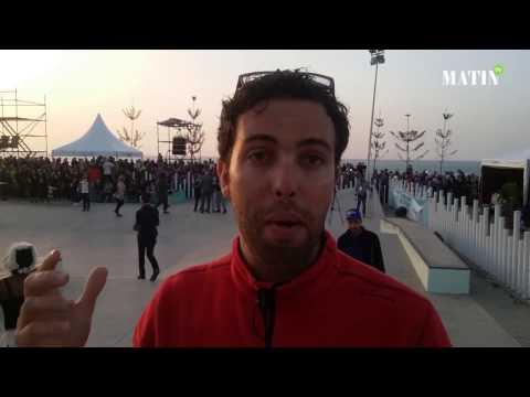 """Franc succès de la première édition du Festival national des sports urbains """"Morocco X-Games"""""""