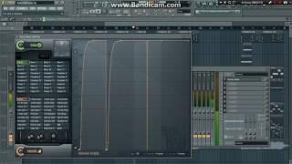 [FLP] - Deejay Telio - Plateia [Instrumental FL Studio 11]