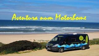 Quer se aventurar a bordo de um motorhome e conhecer Portugal por outro ângulo?