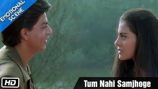 Tum Nahi Samjhoge - Emotional Scene - Kuch Kuch Hota Hai - Shahrukh Khan, Kajol, Salman Khan width=
