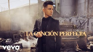 Luis Coronel - La Canción Perfecta (Audio)